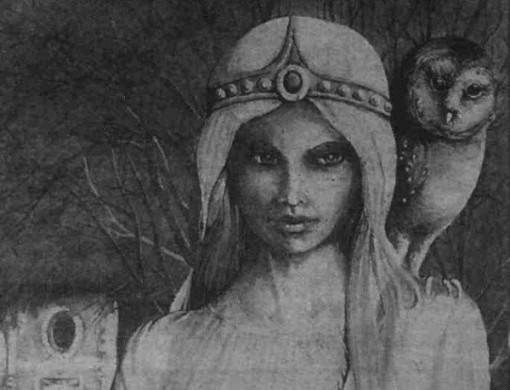 Белая Дама