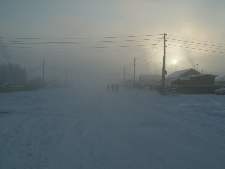 холодный город в мире