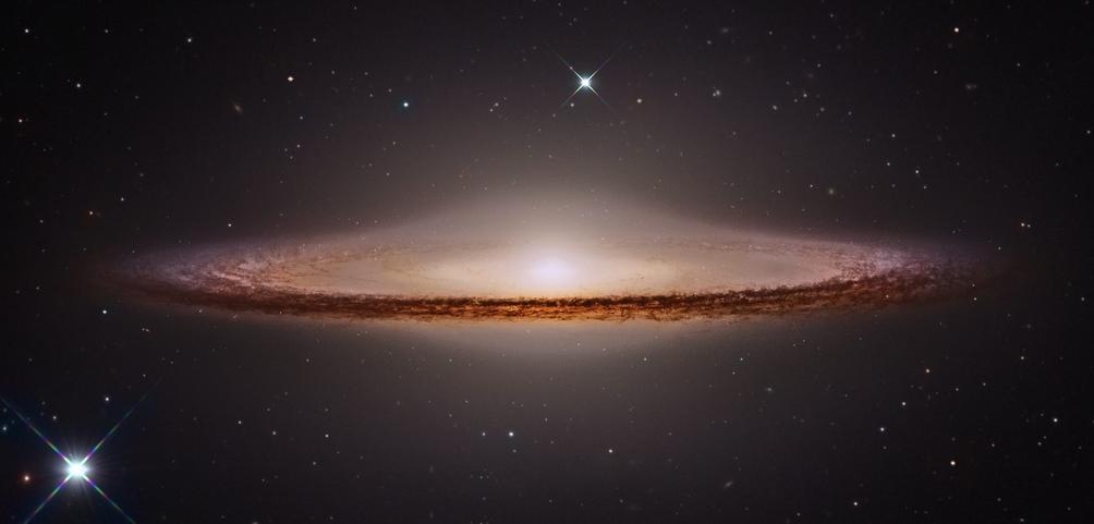 галактика сомбреро