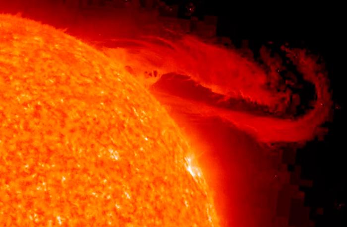 кипение солнца