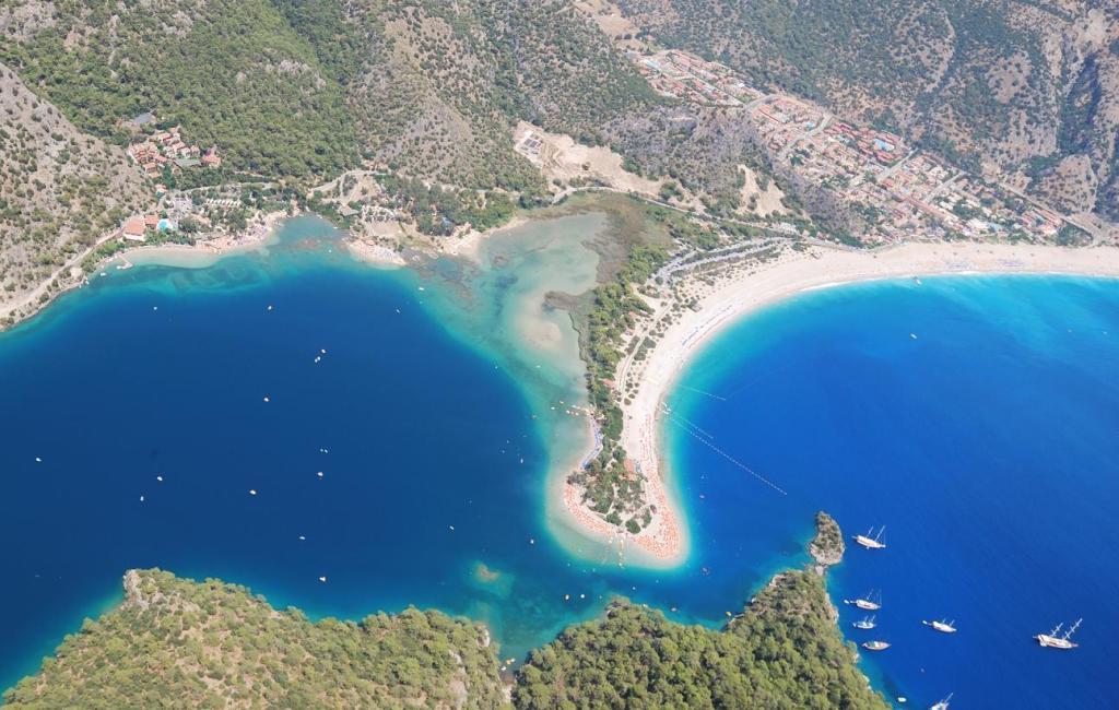 Самый красивый пляж Турции – Олюдениз