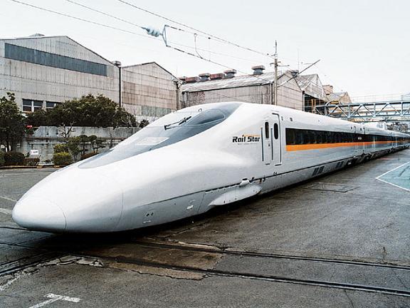 Поезд Shinkasen, Япония, 443 км/ч