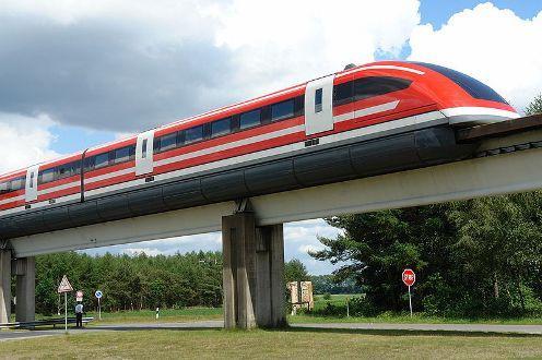 Поезд TR-09, Германия, Китай 450 км/ч