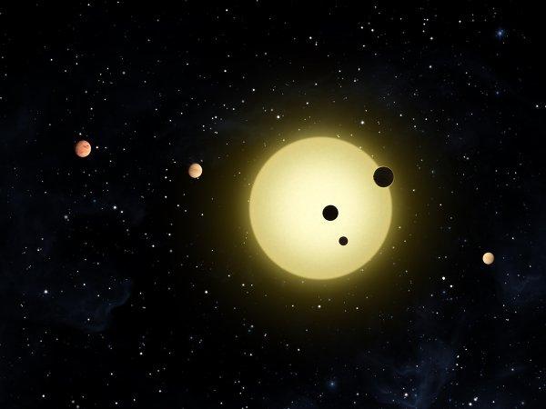 Система Kepler 11