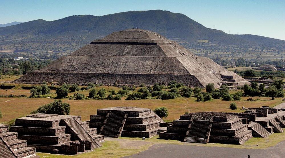 Теотиуакан, Сан-Хуан-Теотиуакан, Мексика