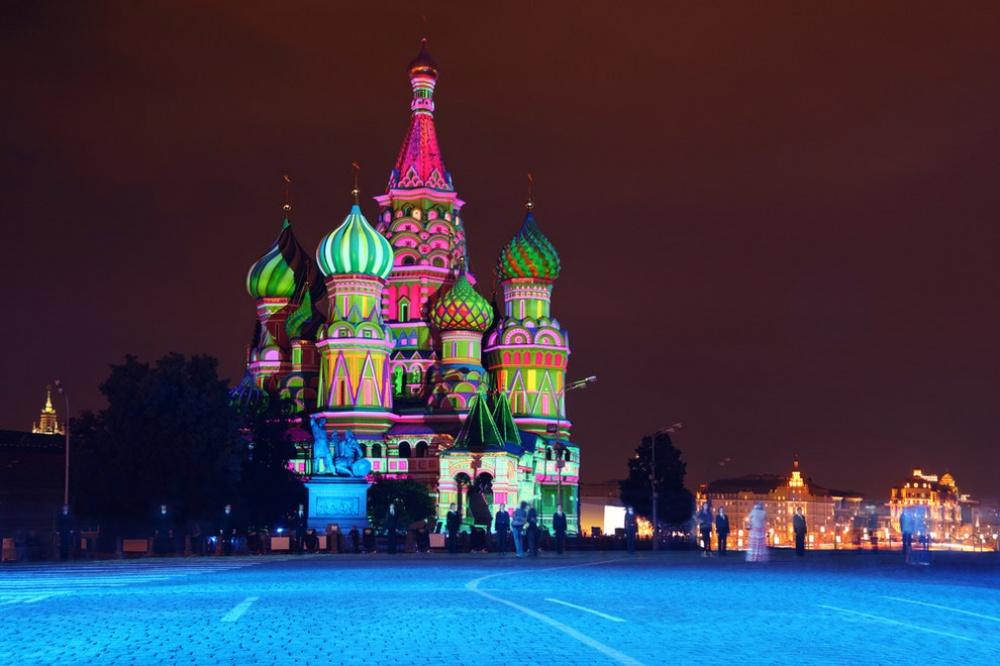 Храм Василия Блаженного, Россия