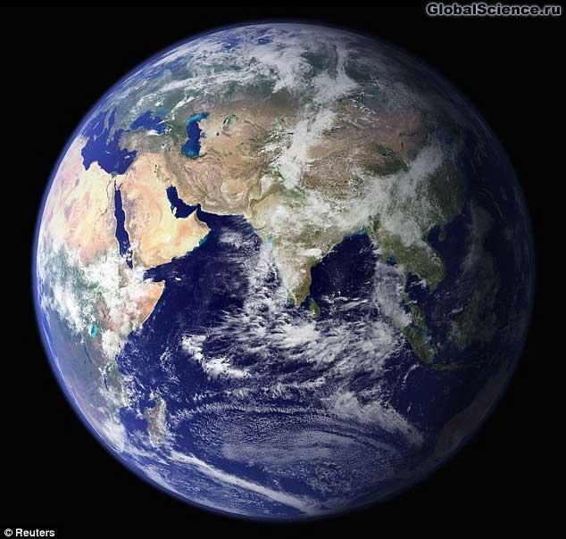 Метеорологический спутник НАСА GOES