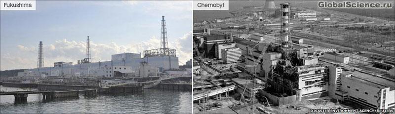 В чем отличия и сходства Фукусимы и Чернобыля?