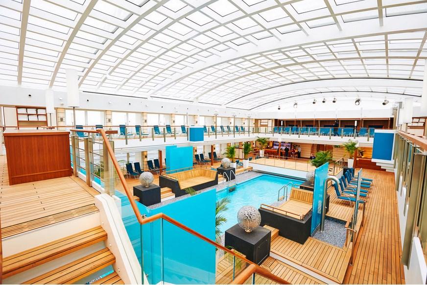 Europa 2 от компании Hapag-Lloyd Cruises