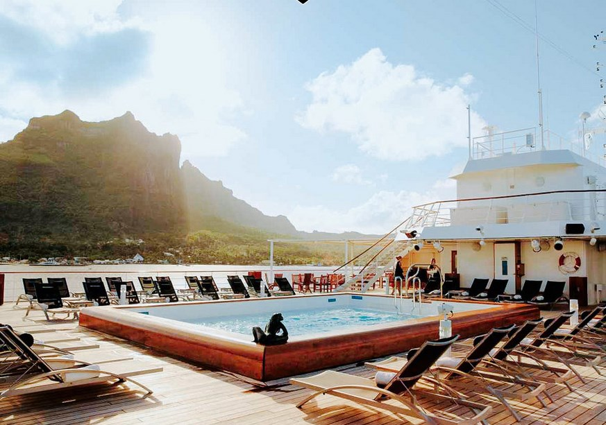 Paul Gauguin от компании Paul Gauguin Cruises