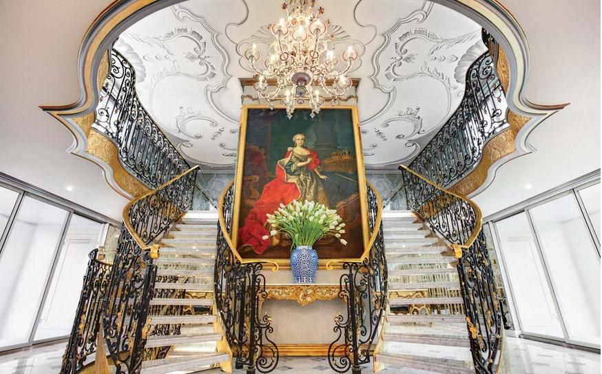 S.S. Maria Theresa откомпании Uniworld