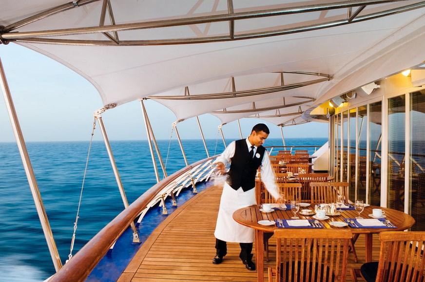 Silver Spirit от компании Silversea Cruises