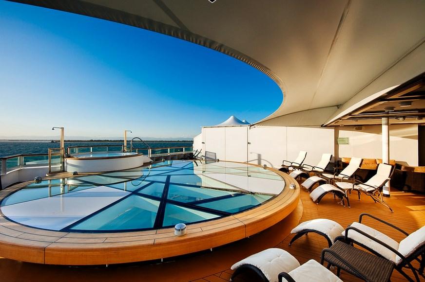 Sojourn от компании Seabourn Cruises