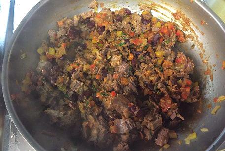 Рецепты с тушенкой – простой рецепт кесадильи с тушенкой из говядины Войсковой Спецрезерв