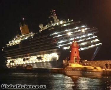 авария круизного лайнера Costa Concordia