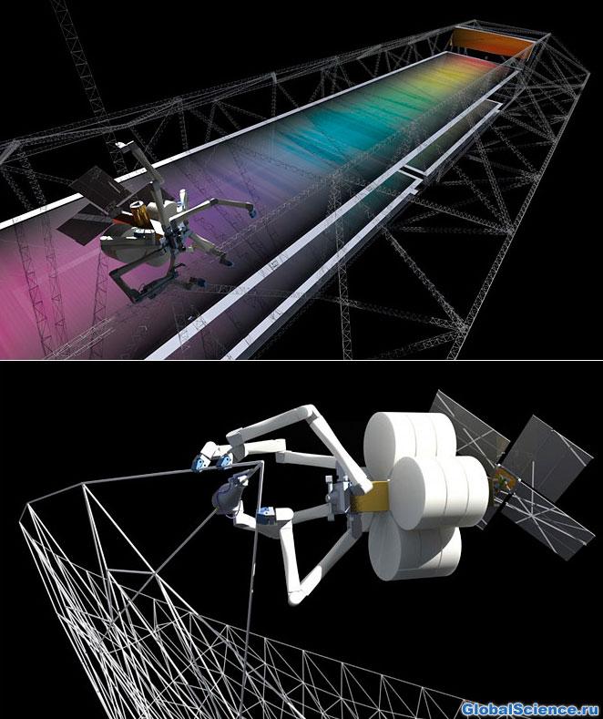 NASA будет печатать космические корабли