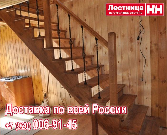 Как сделать на лестнице дверь на второй этаж