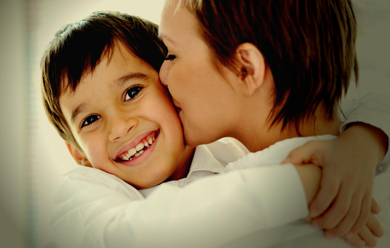 Французский сын и мама 2 фотография