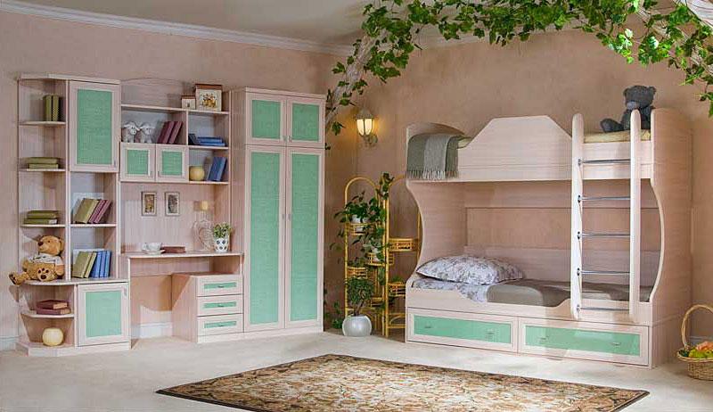 Детские мебели фото комнаты короткий смеситель для ванной