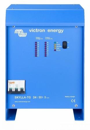 Судовое зарядное устройство Victron Energy Skilla-TG
