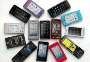 Рынок мобильных телефонов