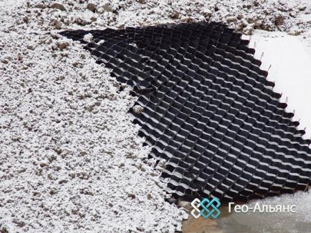 Геосинтетические материалы в загородном строительстве
