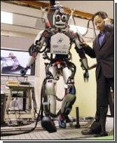 Японцы научили робота подчиняться командам обезьяны