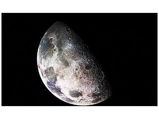 Новые данные о воде на Луне