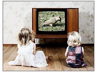Телевидение оказывает негативное долгосрочное влияние на детей