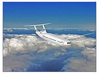 Новые самолеты будут расходовать на 70% меньше топлива