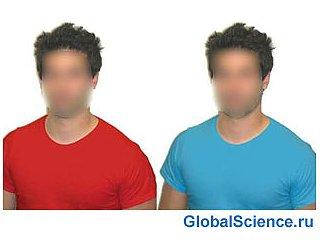 Исследованием доказано - женщин больше привлекают мужчины в красном