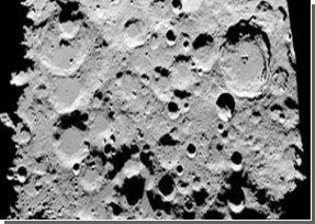 У NASA появились новые снимки поверхности Луны. Фото, видео.