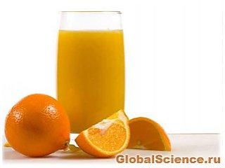 Рецепт Апельсиновый напиток.