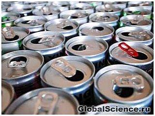 Энергетические напитки - прямой путь к алкогольной зависимости