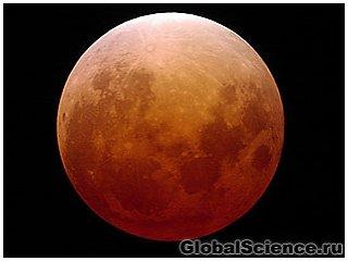 Не пропустите событие лунного затмения 21декабря