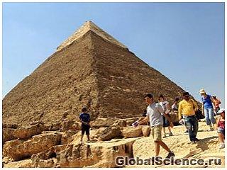 Великая Пирамида Гиза скрывает в себе две тайные комнаты