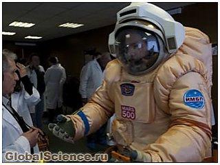 """""""Марс 500""""  приземлилась на красной планете - Российская симуляция"""