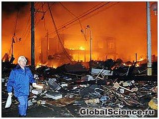 Сила японского землетрясения удивила сейсмологов