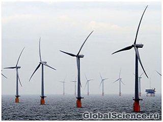 Энергия ветра дешевле ядерной