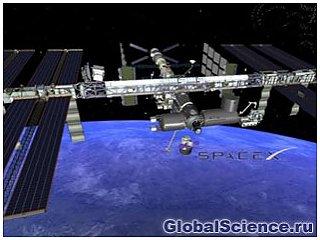 Россия обеспокоена безопасностью космических кораблей компании SpaceX