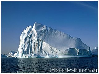 Айсберги снабжают океан жизненно важными элементами