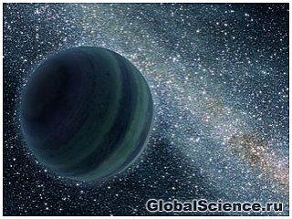 Открыт новый класс планет: планеты без звезды