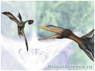 Найдены ископаемые самого маленького в мире динозавра
