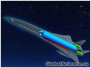 Новый ракетоплан сможет долететь от Парижа до Токио за 2,5 часа