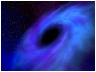 Что приводит в действие супермассивные черные дыры?