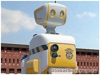 Роботы станут тюремными надзирателями