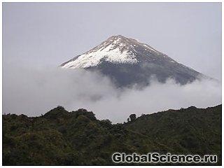 В Эквадоре проснулся мощный Вулкан