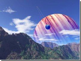 На экзопланете впервые обнаружены признаки жизни
