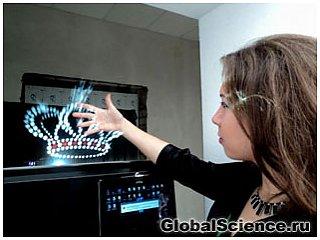 Российский изобретатель создал воздушный монитор