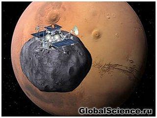 Уламки Фобос-грунту впали в Тихий океан